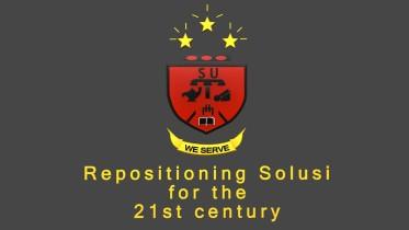Solusi University Rebranding