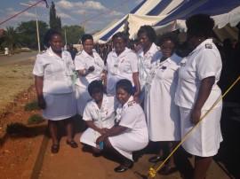 nurses graduation