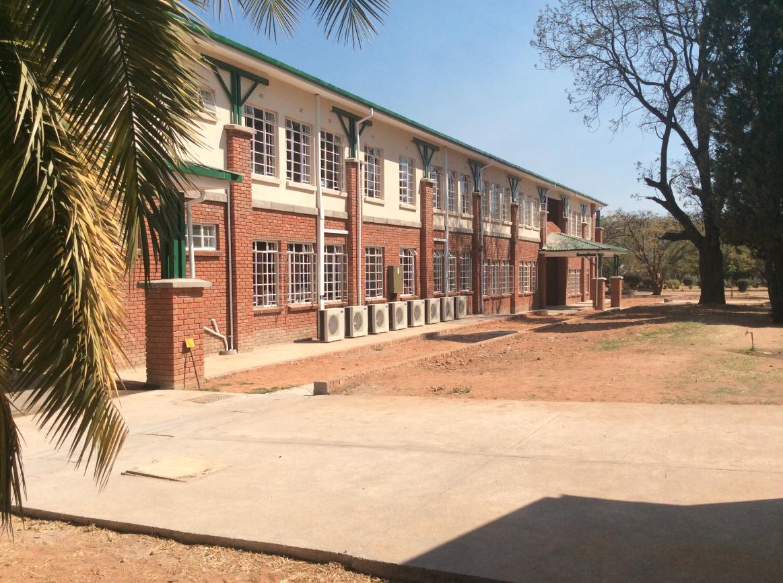 Solusi New Building